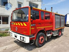 fire truck Renault G230 - Manual Gear - NEW CONDITION 1990