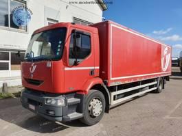 closed box truck > 7.5 t Renault Midlum 220DCI 2003