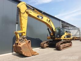 crawler excavator Caterpillar 345C L 2008