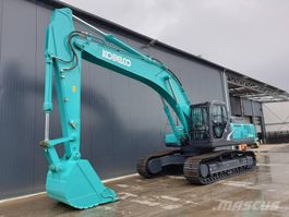 crawler excavator Kobelco SK350 LC-8 2018
