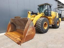 wheel loader Caterpillar 972K 2013