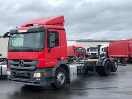 chassis cab truck Mercedes-Benz ACTROS 2541 LL / E 5 / KLIMA / L666237 2012