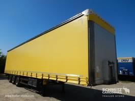mega-volume semi trailer Schmitz Cargobull Semitrailer Curtainsider Mega 2017
