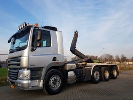 container truck DAF CF 85.460 8x2 Haakarm 2013