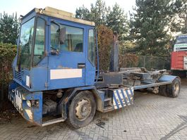 container truck Terberg TT17 + TECHNAMICS HAAKSYSTEEM - NAAFREDUCTIE *FOR SPARE PARTS* - VOLVO MOTOR 1998