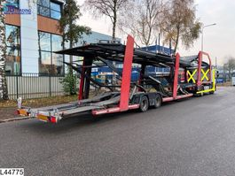 car transporter trailer Lohr Middenas Eurolohr 2005