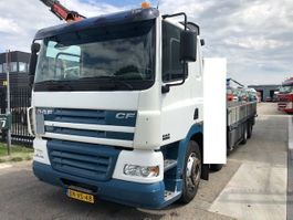 drop side truck DAF CF 85.380 8X2 MANUAL EURO 3 + BDF-SYSTEM 2003