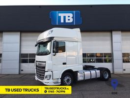 cab over engine DAF XF 480 FT SSC Used Truck Intarder 2018 Lease Warranty 2018