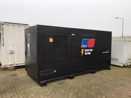 generator MTU 12V1600 Marelli 750 kVA Supersilent generatorset as New ! 2016