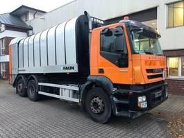 garbage truck Iveco Stralis 360 Faun Rotopress 521 Zöller 2301 2009