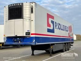 refrigerated semi trailer Schmitz Cargobull Vries Standard Hydr. laadklep 2011
