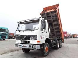 tipper truck > 7.5 t Volvo FL10 10 manual pump 1993