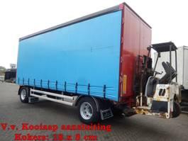 sliding curtain trailer Floor FLA-10-10 2 As Vrachtwagen Aanhangwagen Schuifzeil, WT-TS-07 2006