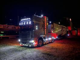 cab over engine Scania 164 – V8 – 580 PS – Topline – Fullair - R164LA4x2 2001