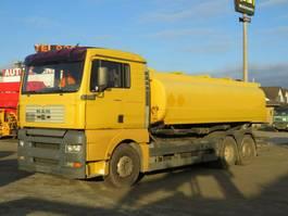 tank truck MAN TGA 26.360 6x2 Tankwagen 3 Kammern/18.900 ltr 2001