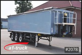 tipper semi trailer Schwarzmüller 49m³ Kippmulde, Liftachse, Kombietür, Neu 2020