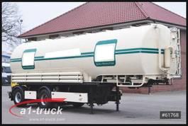 feed semi trailer Feldbinder Welgro 90WSL33-24, 8 Kammern, 51m³, 2001