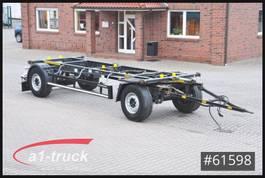 swap body trailer Schmitz Cargobull AWF 18, BDF Standard 7,45 2013