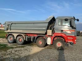 Kipper < 7.5 tonnen MAN TGS 35.480 Kipper 8x4(Muldenkipper) 2014