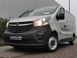 Kastenwagen Nutzfahrzeug Opel VIVARO 1.6 cdti 125, werkplaats 2017