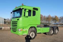 cab over engine Scania G 450 CA - 6x6 HHZ - 251.708 Km - EURO 6 - RETARDER