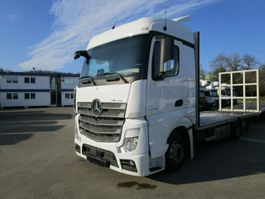 drop side truck Mercedes-Benz ACTROS 2545 LL STREAMSPACE PLATEAU 8 m 2015