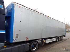 walking floor semi trailer Kraker CF 200 - Cargo Floor - Wabco Weighting system - 07/2021 TUV - ABS 2008