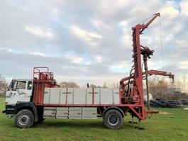 Erdbohrer Ginaf F240 4x4 Water well drill