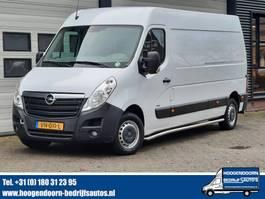 Kastenwagen Nutzfahrzeug Opel Movano 2.3 CDTI 126pk Automaat L3H2 Maxi 2015