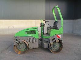 road compactor Bomag BW 120 AD-4 2006