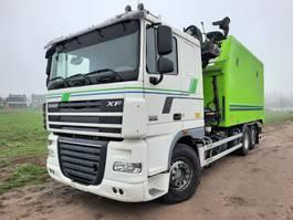 tipper truck > 7.5 t DAF DAF XF105.460 6X2 TIPPER INTARDER LIFTACHSE EURO 5 PENZ 92ZR7.6