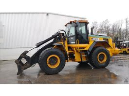 wheel loader JCB 456E 2007
