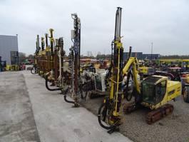 drilling rig Ingersoll Rand Atlas Copco Furukawa Sandvik Tamrock 15x DRILL MACHINE 10x Water drills 5x Anchoring machine
