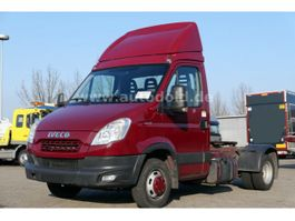 other trucks Iveco Daily 50C17 City-/MiniSattel Schalter 3-Sitzer 2015