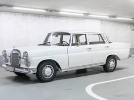 other passenger car Mercedes-Benz 200 D Heckflosse (W110) 200 D Heckflosse  (W110) 1966