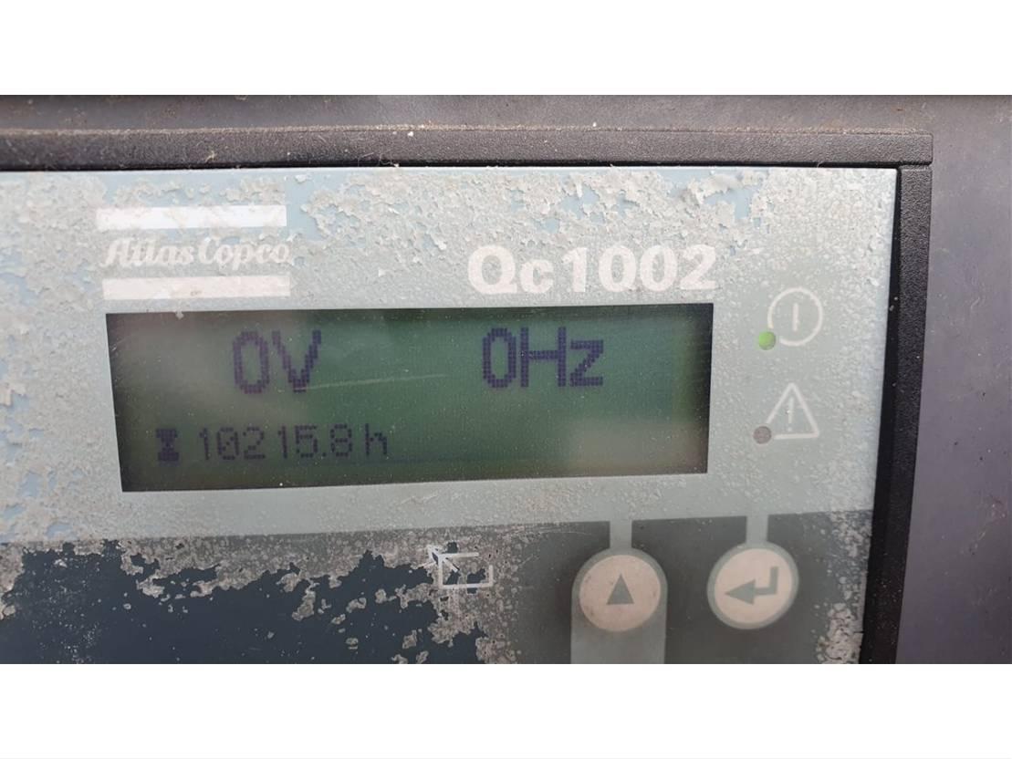 Generator Atlas Copco QAS 100 2009