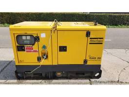 generator Atlas Copco QAS20KDS 2010