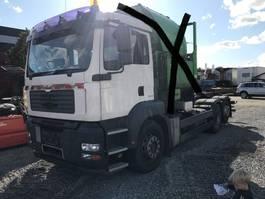 garbage truck MAN TGA 26.360