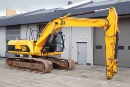 crawler excavator JCB JS 200 LC 2008