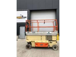 scissor lift wheeld JLG 3246 ES 2012