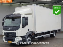 closed box truck Volvo FL 250 4X2 NL-Truck Ladebordwand Euro 6 2013
