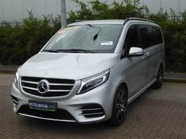 minivan - passenger coach car Mercedes-Benz V-KLASSE 250 CDI amg lang pano led 2017