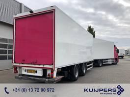 closed box trailer Jumbo TM180 / 2 as BPW Drum / Box / Loadlift / COMBI 2014