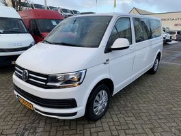 Minivan - Personenwagen Volkswagen transporter KOMBI 9 persoons airco automaat 2016