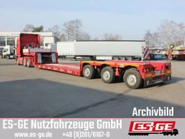 lowloader semi trailer Faymonville 3-Achs-Tiefbett 3x12 t 2020