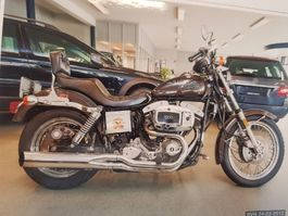 motorcycle Harley-Davidson FXE SUPER GLIDE. 1200 AMF 1978