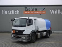 tank truck Mercedes-Benz 1824L Axor, Euro 5, Esterer A3 2009