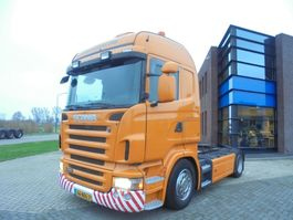 mega-volume tractorhead Scania R400 Lowdeck / CR19 Cab / Retarder / Opticruise / NL Truck 2009