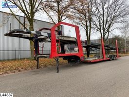 car transporter trailer Lohr Middenas Eurolohr, Car transporter, Winch, Combi 2005