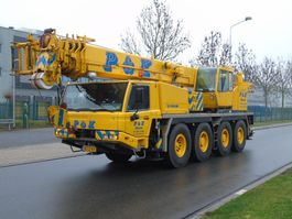 all terrain cranes Faun ATF 60-4 2004